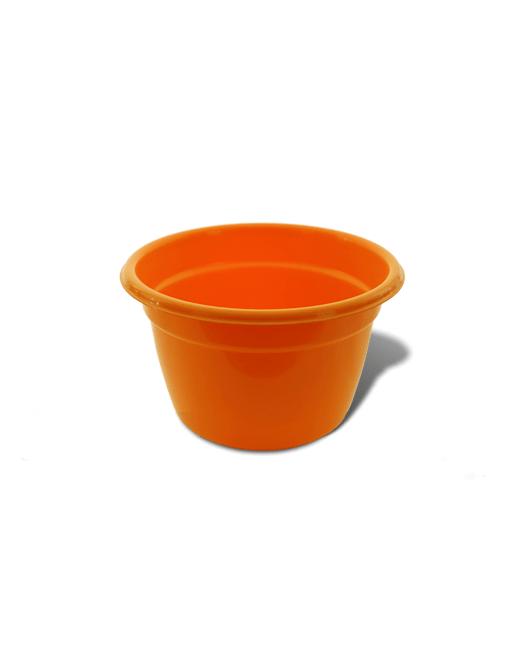 Таз пластиковый пищевой круглый ярусный 15,5 литров
