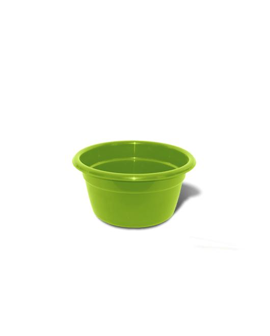 Таз пластиковый пищевой круглый ярусный 7,5 литров