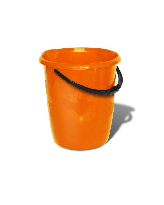 Ведро пластиковое пищевое 6 литров