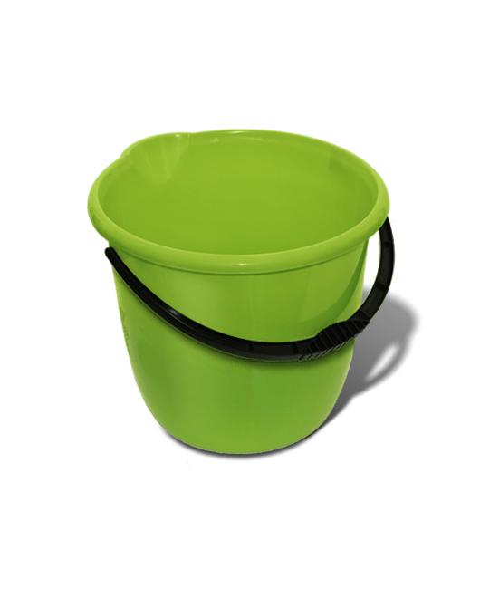 Ведро пластиковое пищевое 9 литров