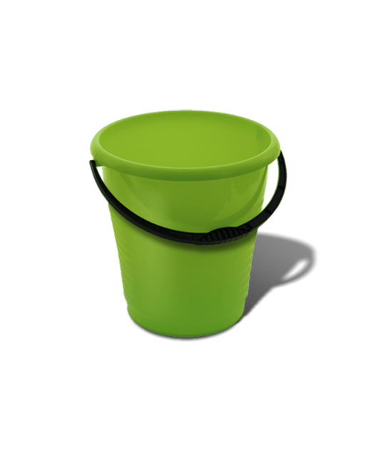 Ведро пластиковое пищевое 5 литров