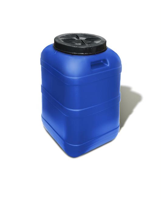 Фляга пластиковая с крышкой 90 литров